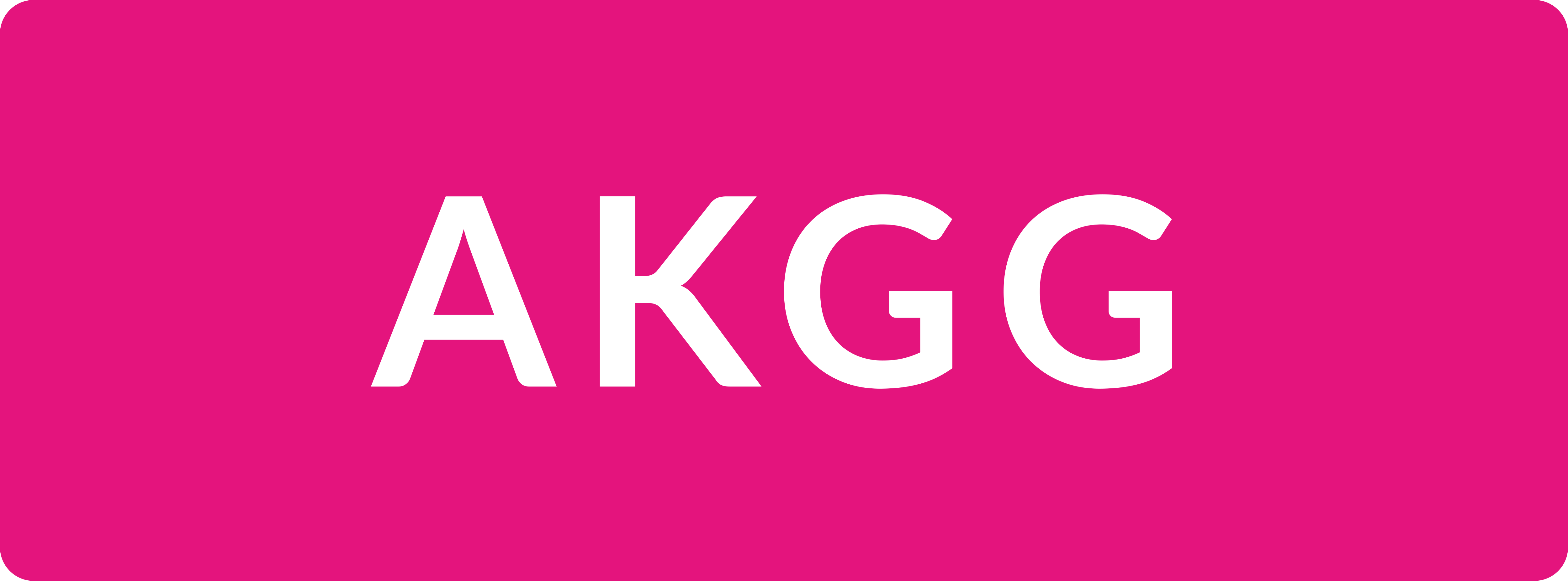 Logo des Beratungszentrums AKGG